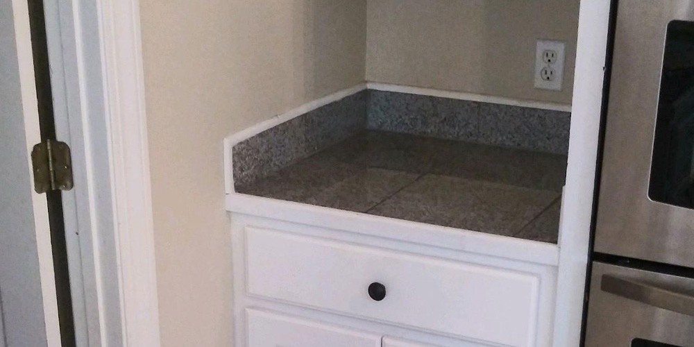 kitchen countertops renovation