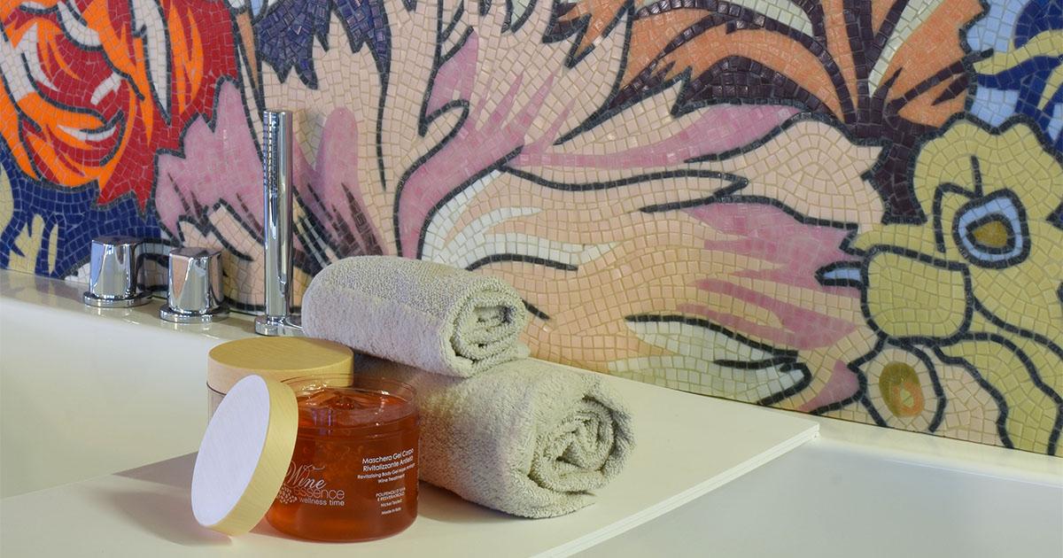 Inspiring Bathroom Tile Ideas Using Mosaic Tiles Granite Transformations Blog