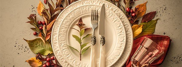 GT Thanksgiving place setting