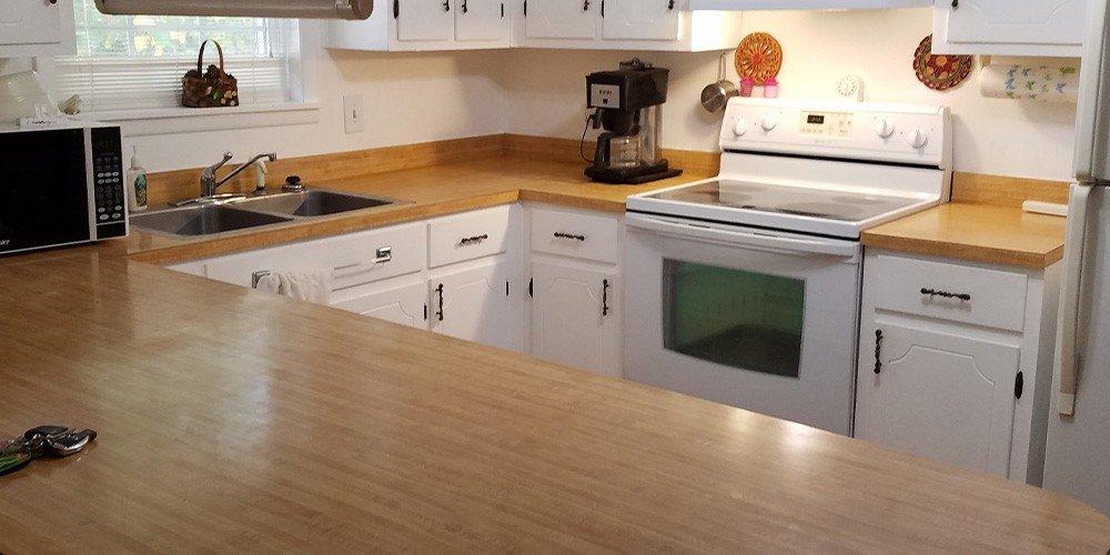 Pairing Kitchen Cabinets Granite Countertops Gt Montgomery