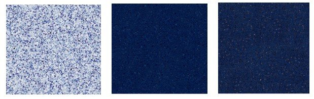 GT 3 Blue E-Stone Countertop Tiles