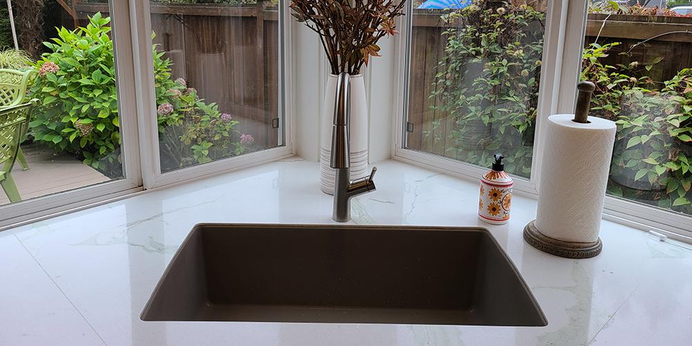 Blanco Super Single undermount sink
